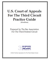 Click to download the Third Circuit Bar Practice Guide as a PDF